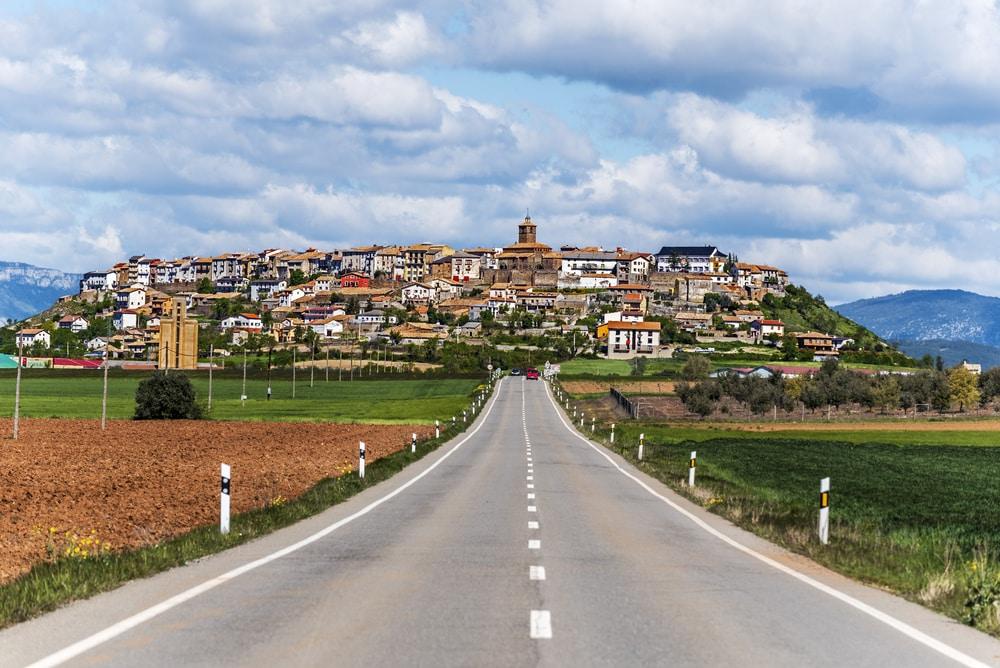 Route nationale espagnole N-240, Espagne