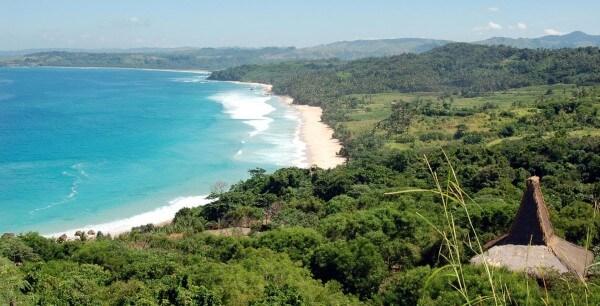 Nihiwatu Beach, Indonésie