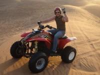 Quad désert Dubai