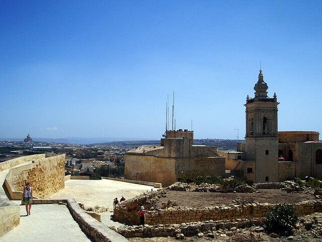 Rabat, Citta Victoria, Gozo, Malte
