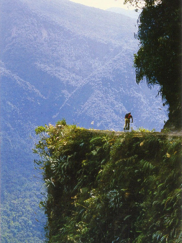 Route de la Mort Bolivie, Death Road, Bolivia