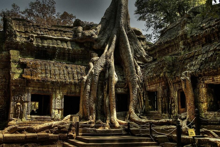 ruines et vestiges les plus impressionnants du monde