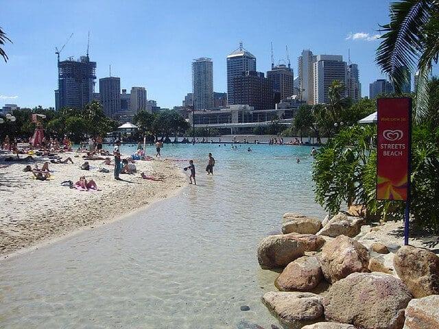 South Bank Brisbane Australie