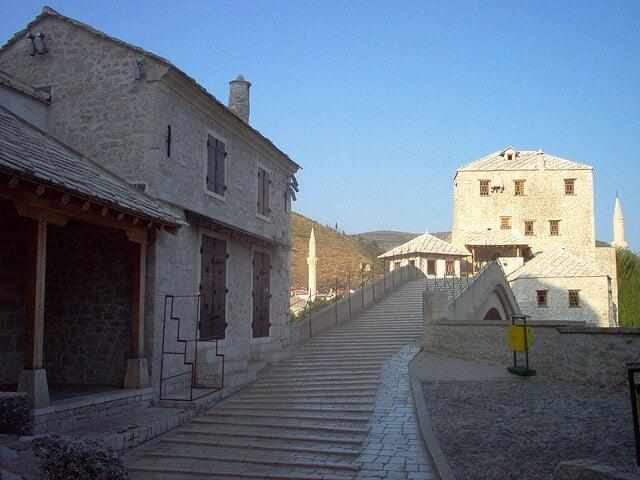 Stari Most, Vieux Pont, Mostar, Bosnie