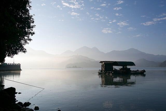 Sun Moon Lake, Taiwan, voyage Taiwan 4 jours