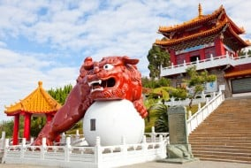 Temple Wen Wu, Taiwan, voyage Taiwan