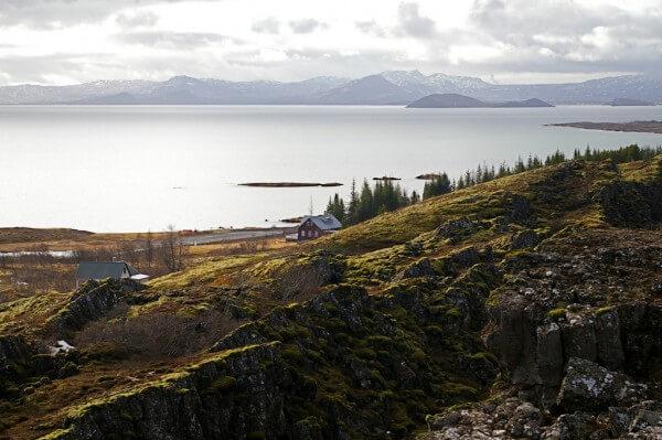 Visite du Cercle d'Or et détente dans un spa depuis Reykjavik