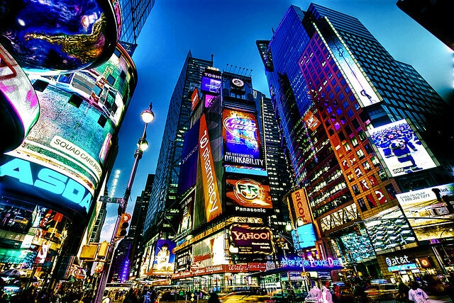 Times Square, New York, NYC
