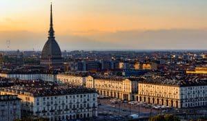 Panorama de Turin