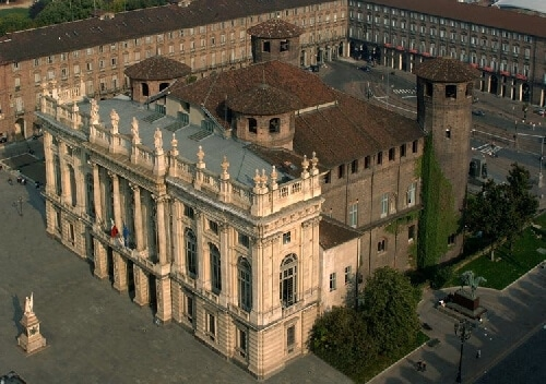 Turin visite Palazzo Madama