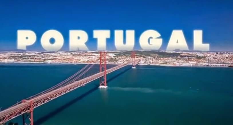 Escapade à Lisbonne et Sesimbra en Time-Lapse