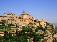 Village de Gordes, excursion dans le Luberon depuis Marseille, Aix