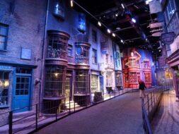 Visite du Studio Harry Potter à Londres