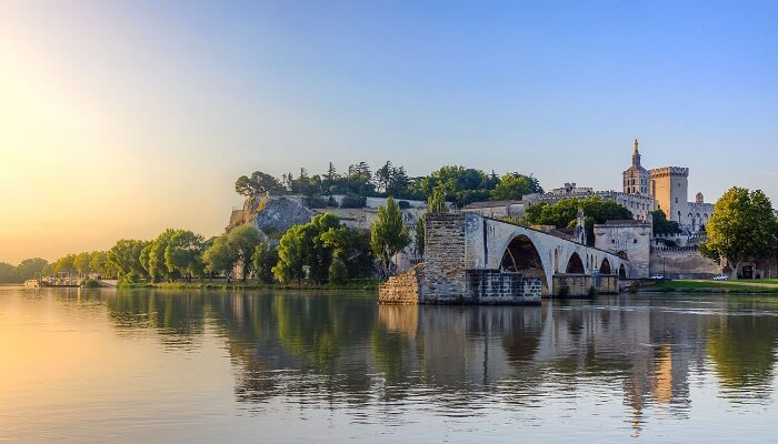 visiter Avignon, pont d'Avignon