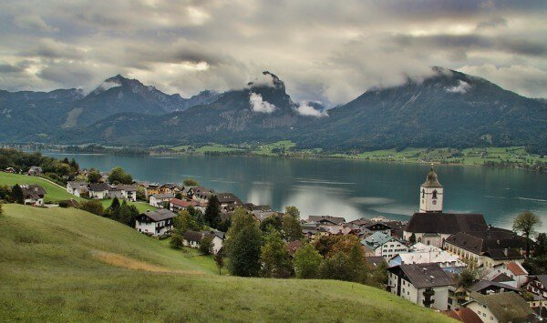 Visite de Salzbourg et croisière sur le Lac Wolfgang