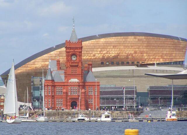 Baie de Cardiff