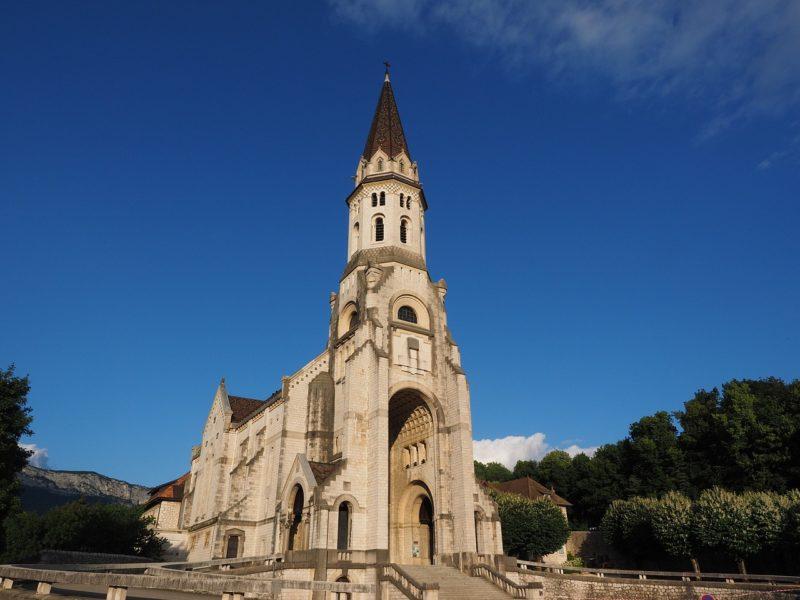 Basilique de la Visitation, Annecy