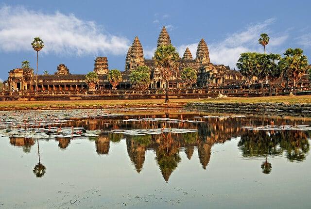 Cambodge Angkor Budget