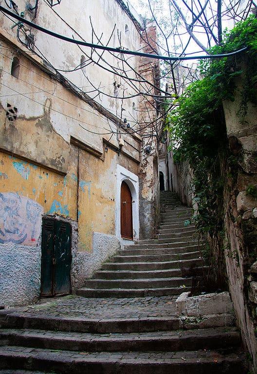 Casbah d'Alger, Algerie