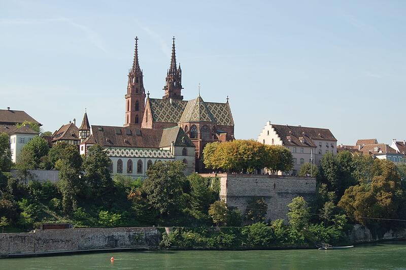 Cathédrale Munster, Bâle