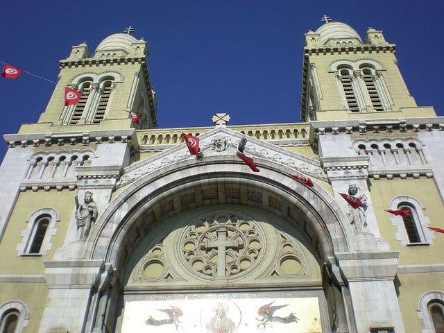 Cathédrale Saint-Vincent-de-Paul, Tunis