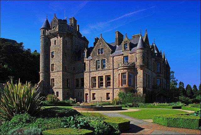 Château de Belfast, Belfast Castle