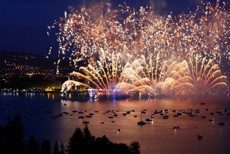 Fête du Lac, Annecy