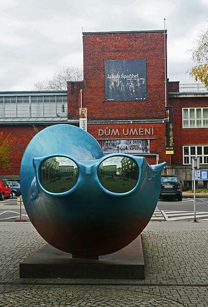 Gallerie d'art d'Ostrava