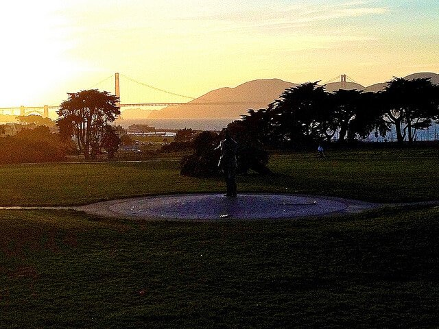 Golden Gate National Recreation Area, San Francisco