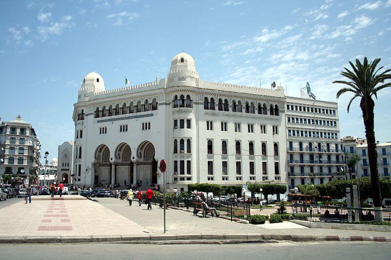 Grande Poste d'Alger