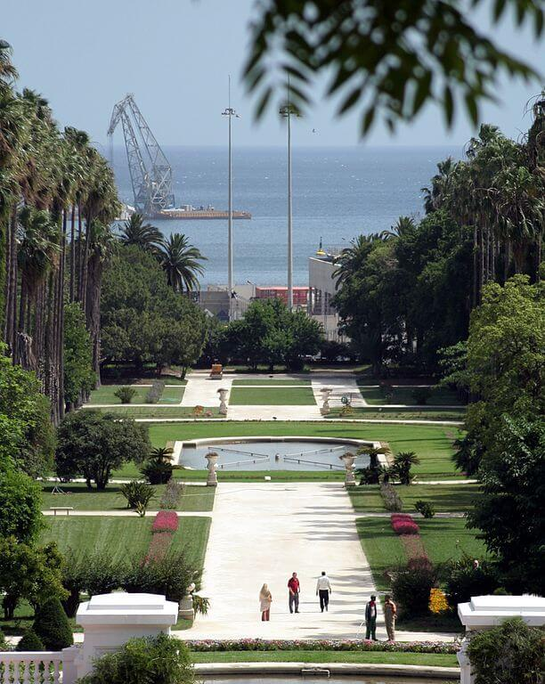 Jardin d'Essai du Hamma, Alger