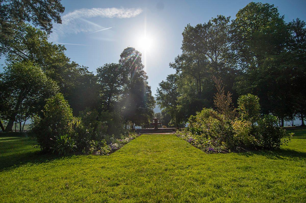 Jardins de l'Europe, Annecy