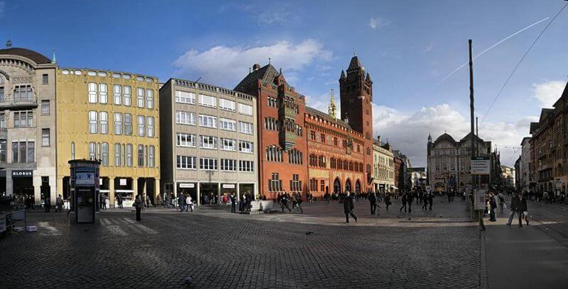 Marktplatz Bâle