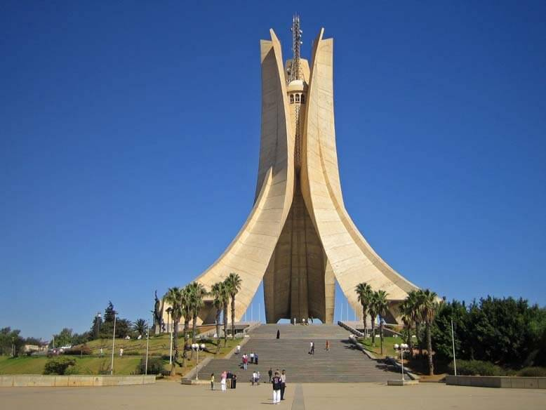 Mémorial du Martyr d'Alger