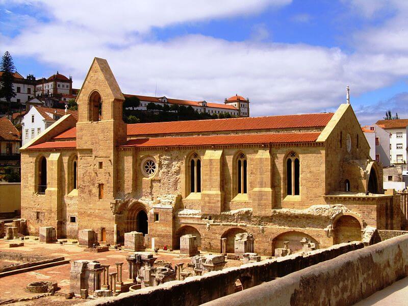 Monastère de Santa Clara-a-Velha, Coimbra
