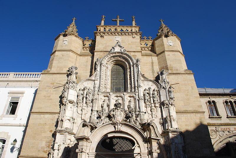 Monastère de Santa Cruz, Coimbra