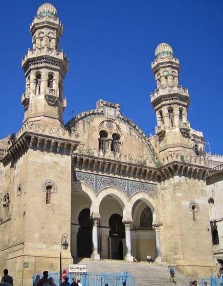 Mosquée Ketchaoua, Alger