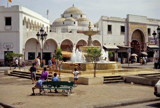 Mosquée Sidi Mahrez Tunis