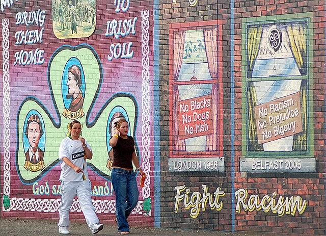 Murals Belfast