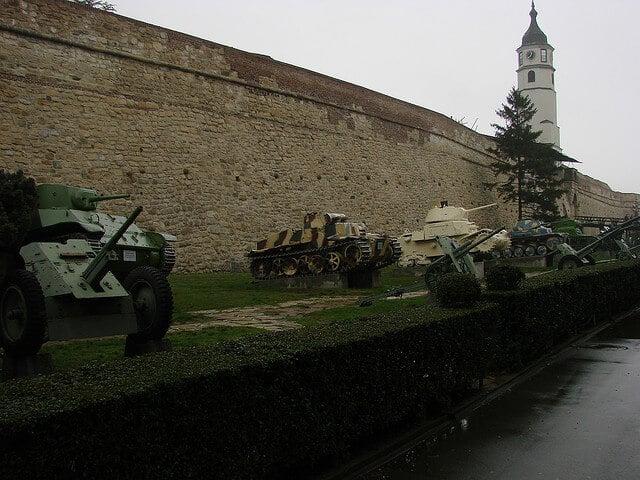 Musée militaire de Belgrade