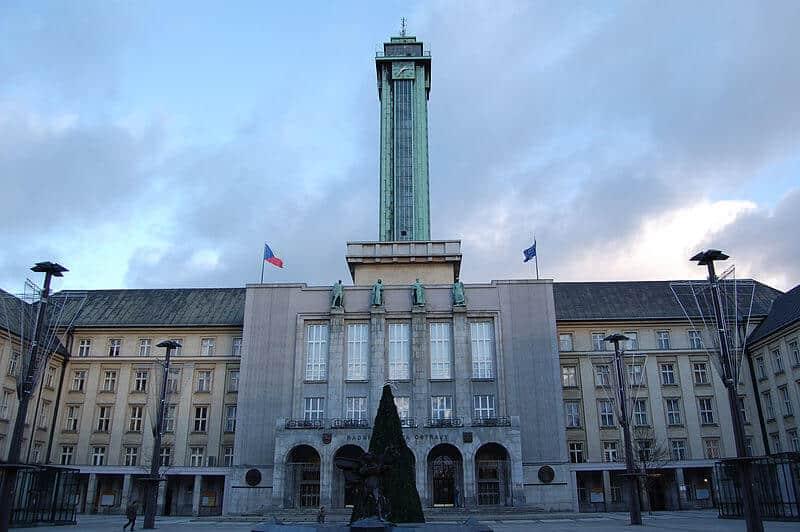New City Hall Ostrava, tour d'observation