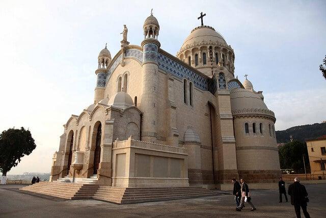 Notre Dame d'Afrique, Basilique d'Alger