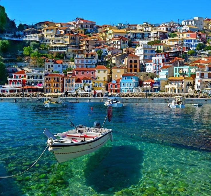 Parga, Grèce