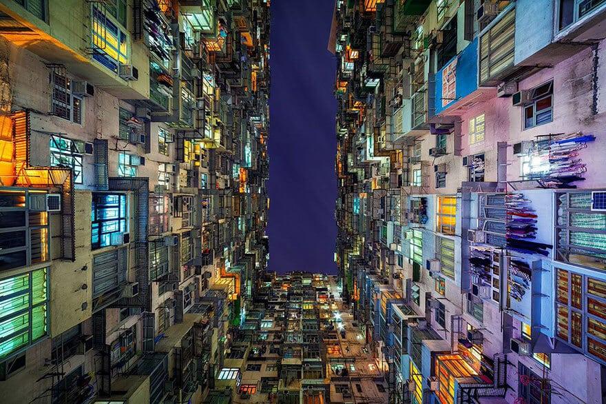 Levez vos yeux à Hong Kong, voici ce que vous verrez