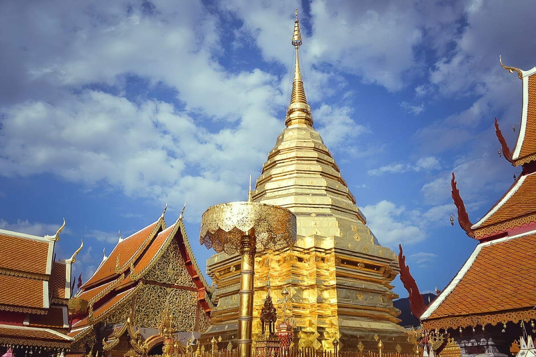 Plus beaux temples de Thaïlande