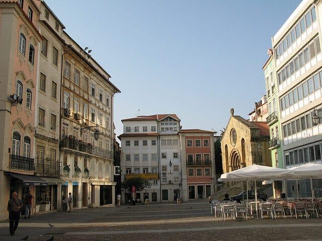 Praça do Comércio, Coimbra