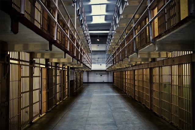 Prison Alcatraz visite