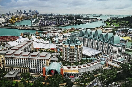 Resorts World Sentosa Singapour