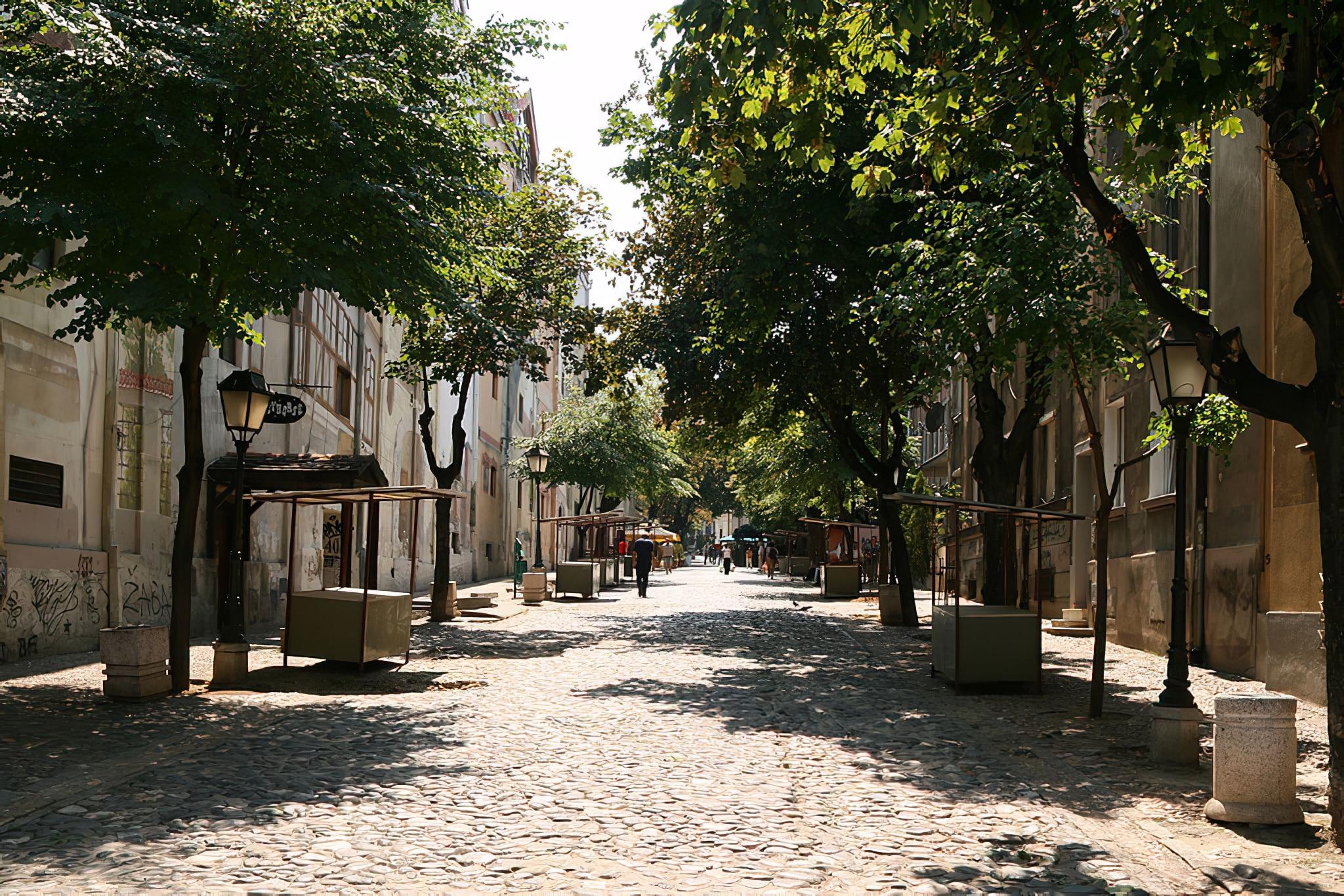 Skadarlija, Skardaska, Belgrade