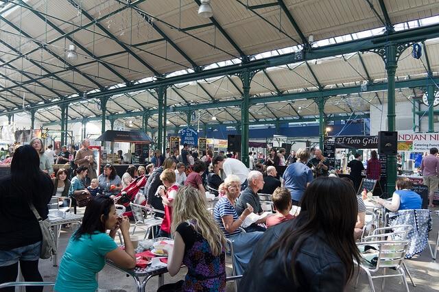 St Georges Market, Belfast